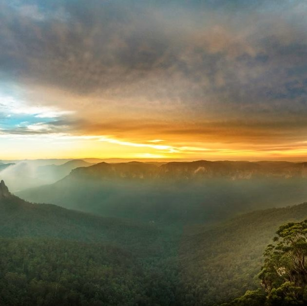 BLUE MOUNTAINS 🇦🇺